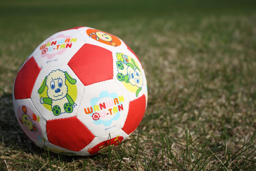 Fussball bedrucken – optimal werben !